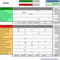 plantilla excel contabilidad personal